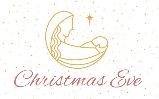 CHRISTMAS EVE SERVICE   December 24, 2019 @ 6 pm