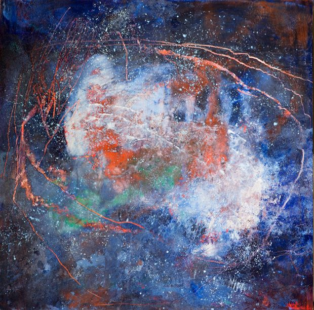 ART IN THE SANCTUARY | Joan Geary: Reconciled Among the Stars