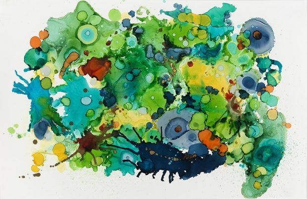 Helen Dannelly: Spring Waters