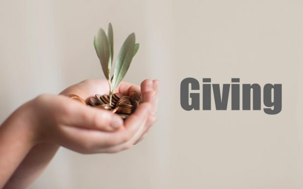 Benevolence Giving