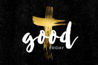 Good Friday: It Is Finished >> April 10, 2020 >> Del Shimandle
